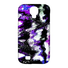 Canvas Acrylic Digital Design Samsung Galaxy S4 Classic Hardshell Case (pc+silicone) by Simbadda