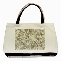 Wall Rock Pattern Structure Dirty Basic Tote Bag (two Sides) by Simbadda