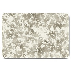 Wall Rock Pattern Structure Dirty Large Doormat  by Simbadda