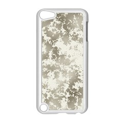 Wall Rock Pattern Structure Dirty Apple Ipod Touch 5 Case (white) by Simbadda