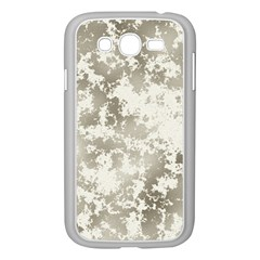 Wall Rock Pattern Structure Dirty Samsung Galaxy Grand Duos I9082 Case (white) by Simbadda