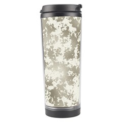 Wall Rock Pattern Structure Dirty Travel Tumbler by Simbadda