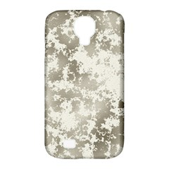 Wall Rock Pattern Structure Dirty Samsung Galaxy S4 Classic Hardshell Case (pc+silicone) by Simbadda