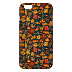 Pattern Background Ethnic Tribal Iphone 6 Plus/6s Plus Tpu Case by Simbadda