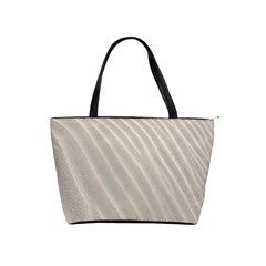 Sand Pattern Wave Texture Shoulder Handbags by Simbadda