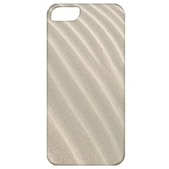 Sand Pattern Wave Texture Apple Iphone 5 Classic Hardshell Case by Simbadda