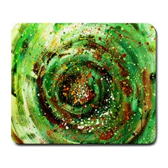 Canvas Acrylic Design Color Large Mousepads by Simbadda