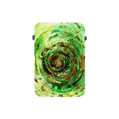 Canvas Acrylic Design Color Apple Ipad Mini Protective Soft Cases by Simbadda