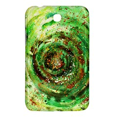 Canvas Acrylic Design Color Samsung Galaxy Tab 3 (7 ) P3200 Hardshell Case  by Simbadda