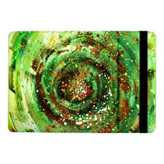 Canvas Acrylic Design Color Samsung Galaxy Tab Pro 10 1  Flip Case by Simbadda