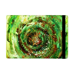 Canvas Acrylic Design Color Ipad Mini 2 Flip Cases by Simbadda