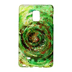 Canvas Acrylic Design Color Galaxy Note Edge by Simbadda