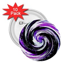 Canvas Acrylic Digital Design 2 25  Buttons (10 Pack)  by Simbadda