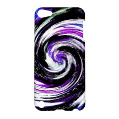 Canvas Acrylic Digital Design Apple Ipod Touch 5 Hardshell Case by Simbadda
