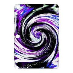 Canvas Acrylic Digital Design Samsung Galaxy Tab Pro 12 2 Hardshell Case by Simbadda