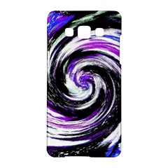 Canvas Acrylic Digital Design Samsung Galaxy A5 Hardshell Case  by Simbadda