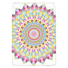 Kaleidoscope Star Love Flower Color Rainbow Flap Covers (l)  by Alisyart