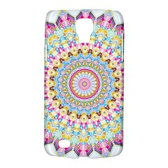 Kaleidoscope Star Love Flower Color Rainbow Galaxy S4 Active by Alisyart