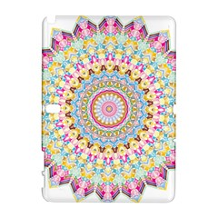 Kaleidoscope Star Love Flower Color Rainbow Galaxy Note 1 by Alisyart