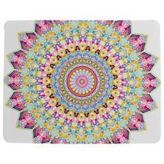 Kaleidoscope Star Love Flower Color Rainbow Jigsaw Puzzle Photo Stand (rectangular) by Alisyart