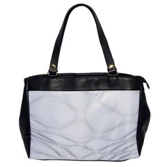Line Stone Grey Circle Office Handbags by Alisyart