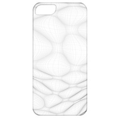 Line Stone Grey Circle Apple Iphone 5 Classic Hardshell Case by Alisyart