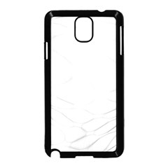 Line Stone Grey Circle Samsung Galaxy Note 3 Neo Hardshell Case (black) by Alisyart