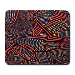 Random Inspiration Large Mousepads by Alisyart