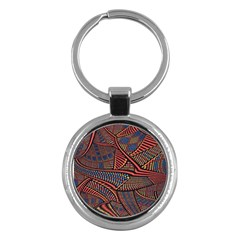 Random Inspiration Key Chains (round)  by Alisyart