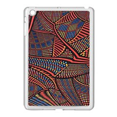 Random Inspiration Apple Ipad Mini Case (white) by Alisyart