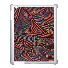 Random Inspiration Apple Ipad 3/4 Case (white)