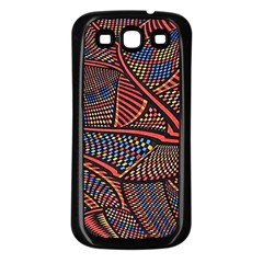 Random Inspiration Samsung Galaxy S3 Back Case (black) by Alisyart
