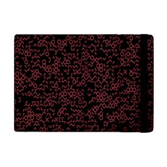 Random Pink Black Red Ipad Mini 2 Flip Cases by Alisyart