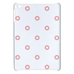 Scrapbook Paper Flower Apple Ipad Mini Hardshell Case by Alisyart