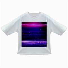 Space Planet Pink Blue Purple Infant/toddler T-shirts by Alisyart