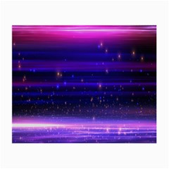 Space Planet Pink Blue Purple Small Glasses Cloth by Alisyart
