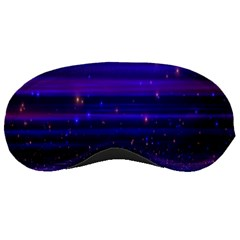 Space Planet Pink Blue Purple Sleeping Masks by Alisyart