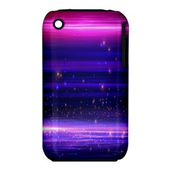 Space Planet Pink Blue Purple Iphone 3s/3gs by Alisyart