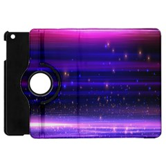 Space Planet Pink Blue Purple Apple Ipad Mini Flip 360 Case by Alisyart