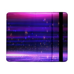 Space Planet Pink Blue Purple Samsung Galaxy Tab Pro 8 4  Flip Case by Alisyart