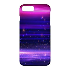 Space Planet Pink Blue Purple Apple Iphone 7 Plus Hardshell Case