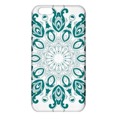 Vintage Floral Star Blue Green Iphone 6 Plus/6s Plus Tpu Case by Alisyart