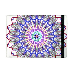 Prismatic Line Star Flower Rainbow Ipad Mini 2 Flip Cases by Alisyart