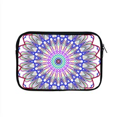 Prismatic Line Star Flower Rainbow Apple Macbook Pro 15  Zipper Case by Alisyart