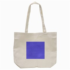 Ripples Blue Space Tote Bag (cream) by Alisyart