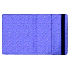 Ripples Blue Space Apple Ipad 3/4 Flip Case by Alisyart