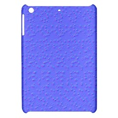Ripples Blue Space Apple Ipad Mini Hardshell Case by Alisyart