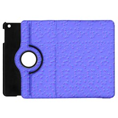 Ripples Blue Space Apple Ipad Mini Flip 360 Case by Alisyart