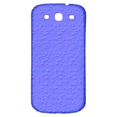 Ripples Blue Space Samsung Galaxy S3 S Iii Classic Hardshell Back Case