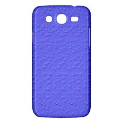 Ripples Blue Space Samsung Galaxy Mega 5 8 I9152 Hardshell Case  by Alisyart